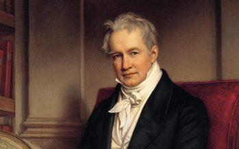 Alexander Von Humboldt, el investigador de la naturaleza americana (1769-1859)