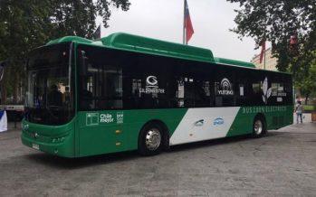 América Latina y el Caribe se sube al transporte eléctrico