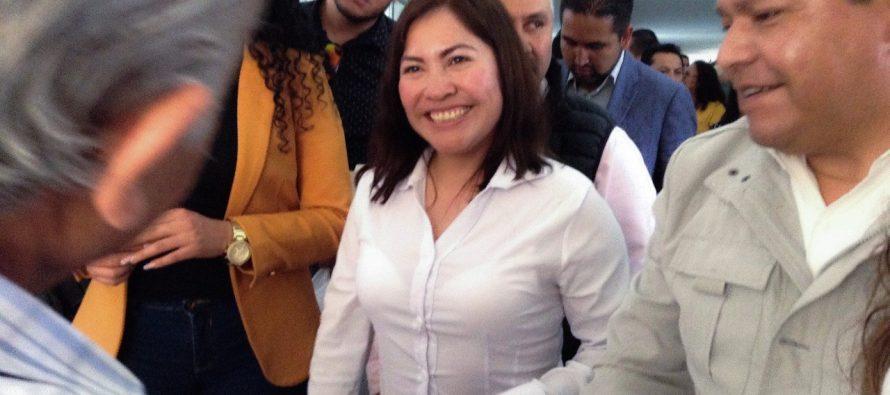 En los próximos años, atención especial al campo michoacano: diputada Laura Granados
