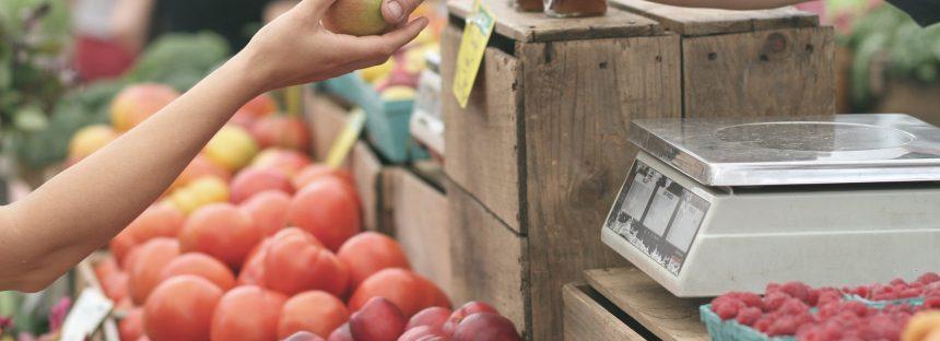 5 formas de comprar y comer de forma más inteligente para el clima