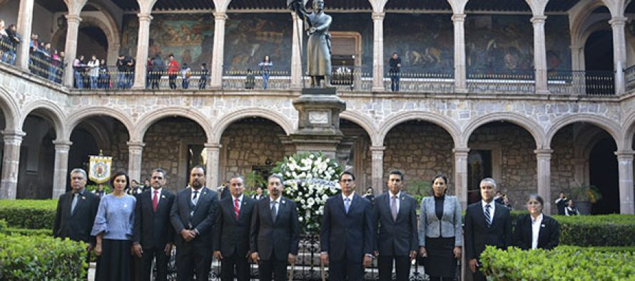 Times Higher Education Latin América University Ranking 2018, ubica a la UMSNH en 7° lugar entre universidades mexicanas
