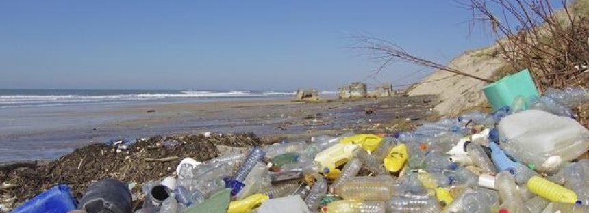 Cifras alarmantes de contaminación por plásticos en el océano