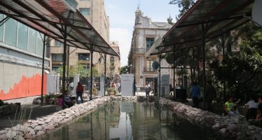 Arte para reflexionar sobre el agua en la Ciudad de México