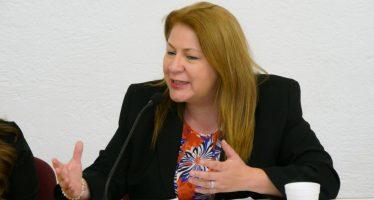 """En política, """"… las mujeres mexicanas no podemos ser monedas de cambio"""", sostiene la diputada Cristina Portillo"""