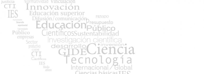 Hacia la consolidación y desarrollo de políticas públicas en ciencia, tecnología e innovación