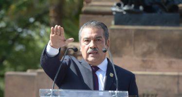Raúl Morón toma protesta como presidente municipal de Morelia