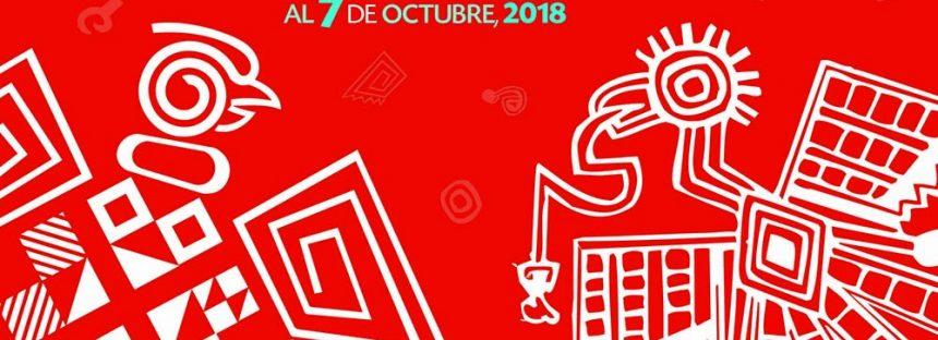 XXIX Feria internaciona del libro de Antropología e Historia