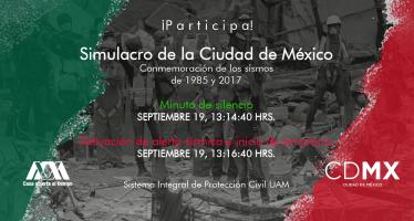Simulacro de la Ciudad de México
