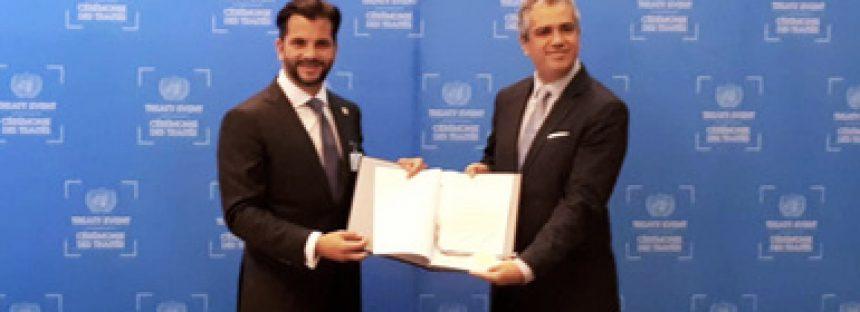 México ratifica ante la ONU enmienda de Kigali al Protocolo de Montreal