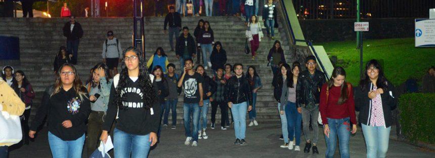 Prácticamente restaurada la normalidad en la UNAM