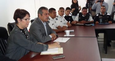 Raúl Morón pide a la Policía de Morelia priorizar atención a la ciudadanía
