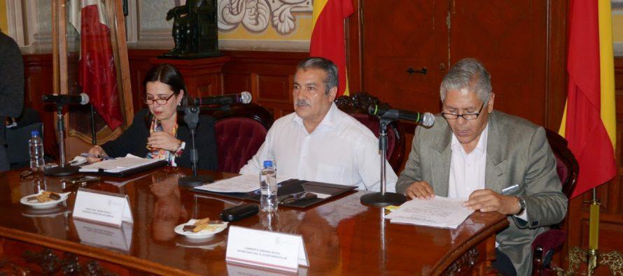 Cabildo aprueba integración de Comisiones de nuevos Regidores del Ayuntamiento de Morelia