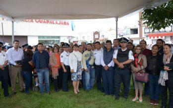 Policía de Morelia arranca modelo de Proximidad Social en Villas del Pedregal