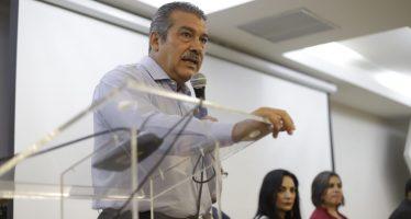 Raúl Morón se reúne con jefes de sector y supervisores escolares