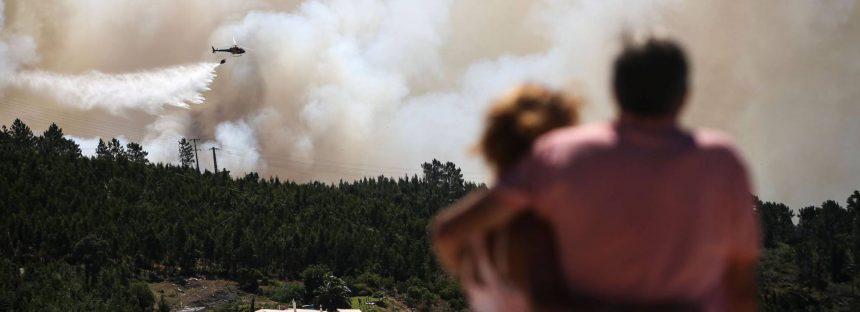 Los efectos del calentamiento global disparan el riesgo de incendios en el Mediterráneo