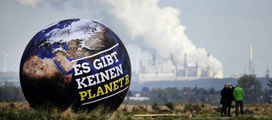 Los expertos de la ONU urgen a tomar medidas drásticas contra el cambio climático