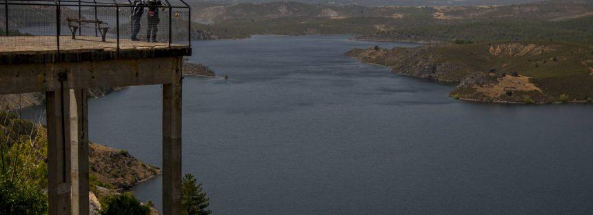 Las reservas de agua de la Comunidad marcan récord histórico