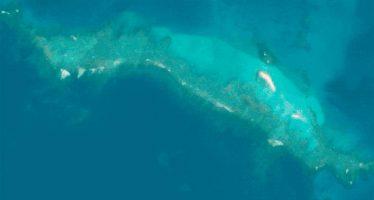 El huracán Walaka borra del mapa una isla de Hawái
