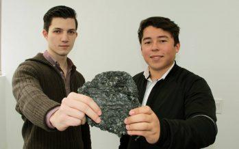 Plástico reciclado para reemplazar el cemento del mundo