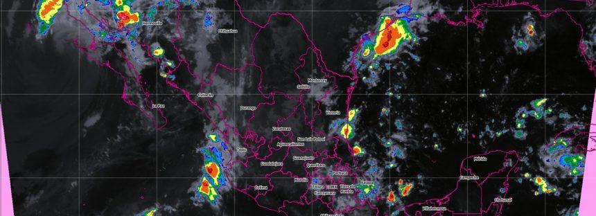 La tormenta tropical Rosa ocasionará tormentas puntuales torrenciales en Baja California y Sonora
