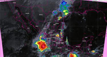 Se formó la tormenta tropical Tara en el Océano Pacífico