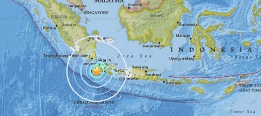 Terremoto de magnitud 6,0 sacude la isla de Java