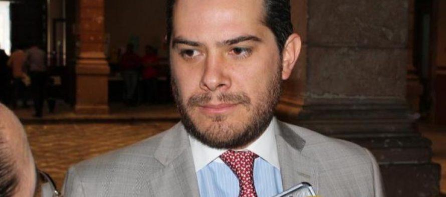 Trabajaremos en Comisiones para fortalecer agenda legislativa del PRI a favor de Michoacán: Eduardo Orihuela