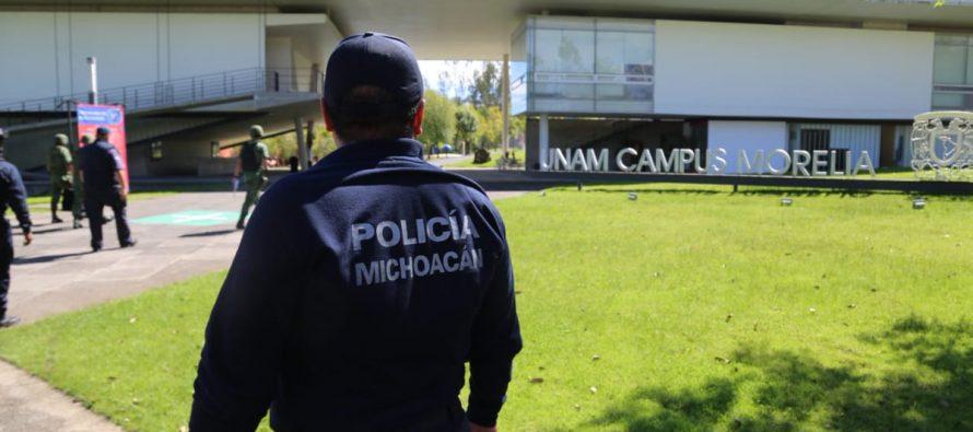 Amenaza de bomba causa pánico, evacúan universidades