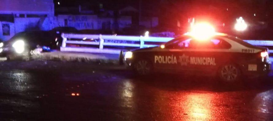 Se restaura circulación en algunas calles de Morelia tras las inundaciones causadas por Willa