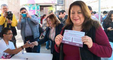 Cristina Portillo: En contra del nuevo aeropuerto en Texcoco por el impacto ambiental y porque debe pagarse con recursos privados