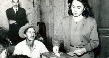 La historia del voto femenino en México