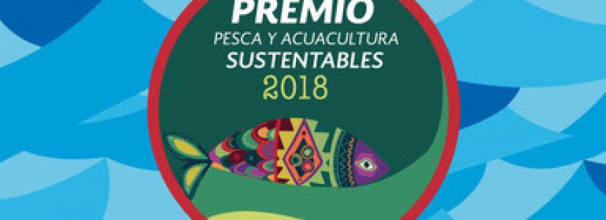 México: Premio Pesca y Acuacultura Sustentables 2018