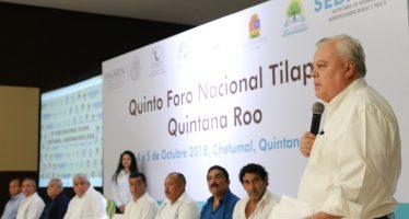 Incrementos en producción acuícola gracias a apoyos de la federación