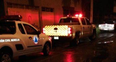 Atiende Ayuntamiento de Morelia desorden del dren de la Carlos Salazar