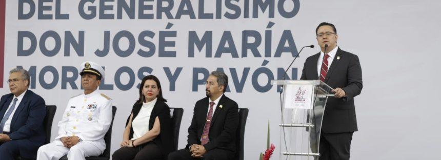 """""""En Michoacán se escribirá un nuevo capítulo en la historia"""": García Hernández"""