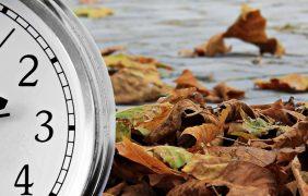 El Horario de Verano concluye este domingo 28 de octubre