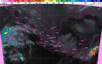 Se prevé gradual incremento de temperaturas diurnas y ambiente frío en la mañana y la noche en gran parte de México