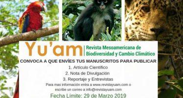 Revista Mesoamericana de Biodiversidad y Cambio Climático