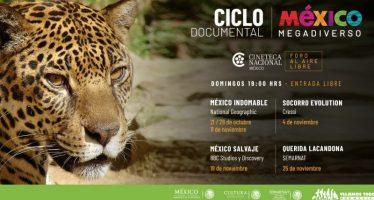 Riqueza biológica y cultural en el ciclo de cine documental México Megadiverso