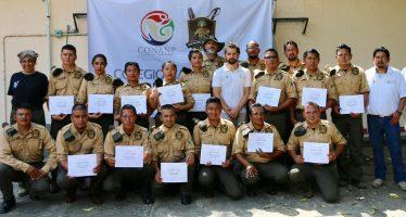 Se crea el primer Colegio Nacional de Guardaparques en México