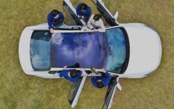 Los autos eléctricos de Kia y Hyundai tendrán techos solares desde 2019