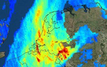 Nuevas imágenes satelitales revelan la ubicación de gases contaminantes