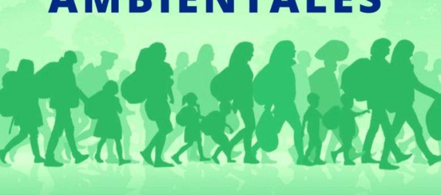 Charlas verdes: desplazados ambientales