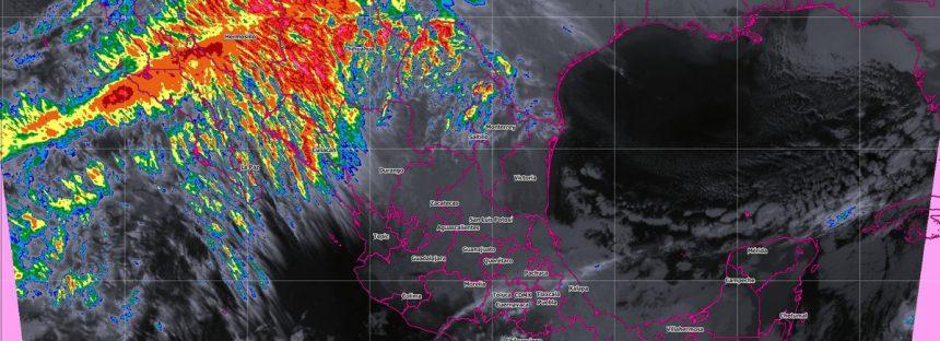 Durante la mañana de hoy continuará el ambiente muy frío en la mayor parte de México