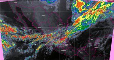 Marcado descenso de temperatura, se pronostica para el norte, el noreste y el oriente de México