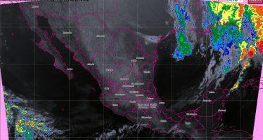 Se prevé descenso de temperatura en la mayor parte de México y posibles heladas en zonas montañosas del norte y centro del país