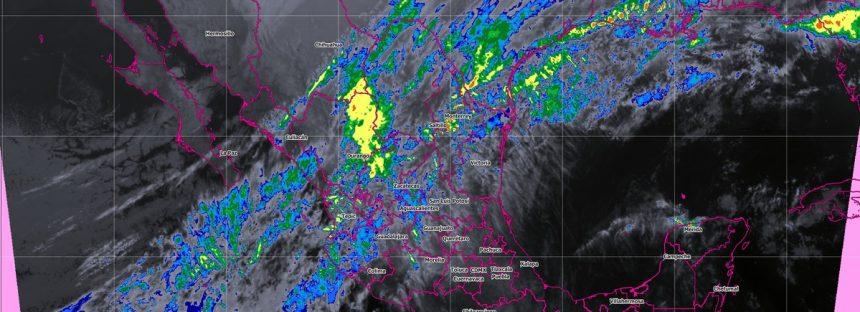 Evento de Norte fuerte con rachas superiores a 60 km/h se pronostica en Tamaulipas y el norte de Veracruz.