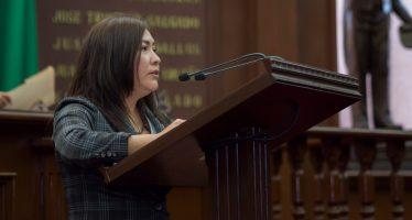 Laura Granados propone eliminar multas en pago extemporáneo de derechos por servicios en Michoacán