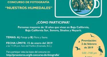 """Sexto concurso de fotografía """"nuestros humedales"""""""