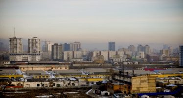 Madrid activa el nivel 2 del protocolo por alta contaminación